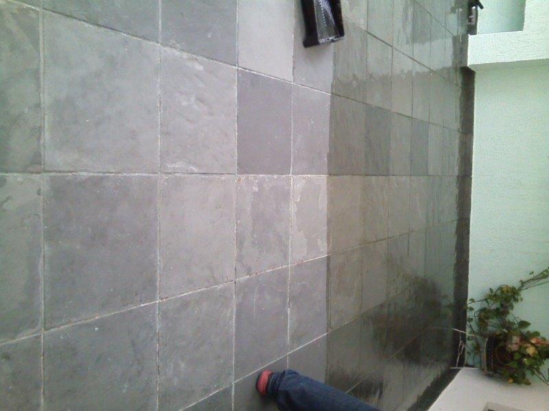 Empresa de lavagem de pisos