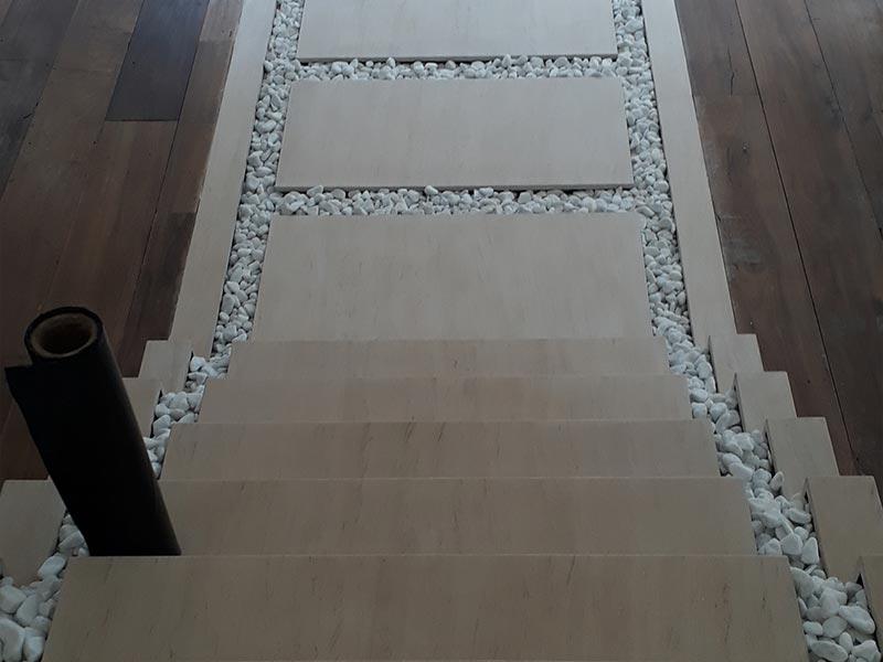 Impermeabilização de limestone