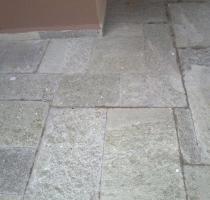 Restauração de granito